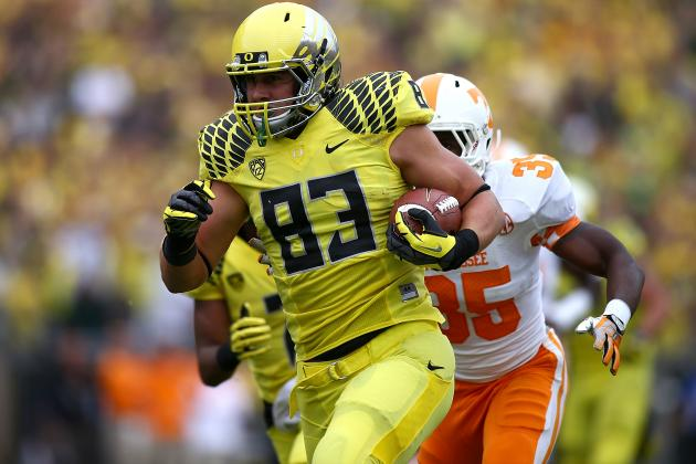Oregon Football: Week 1 Spring Practice Stock Report