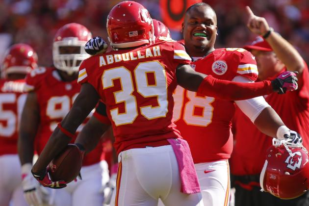 What are Chiefs up to at free safety?