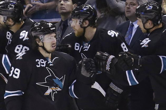 Sharks Notes: New Line Combos Pay off