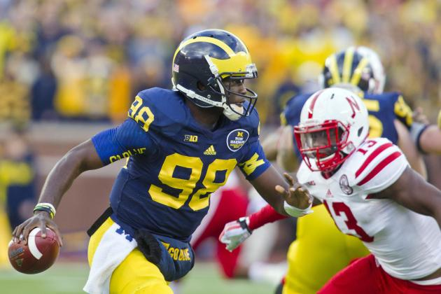 Is New-Look Michigan Football Team Ready for the Spotlight?