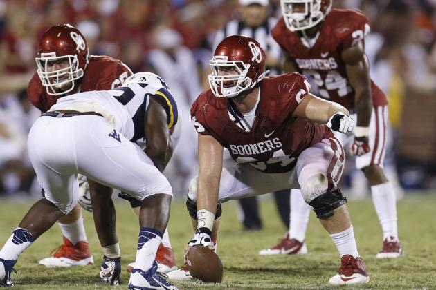 Gabe Ikard NFL Draft 2014: Highlights, Scouting Report and More