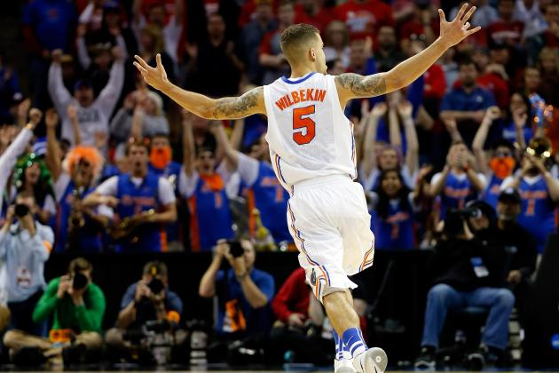 Florida vs. Dayton: Live Score, Highlights for Elite 8
