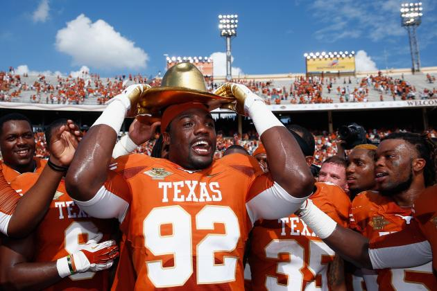 Oklahoma vs. Texas Red River Rivalry Showdown Adds AT&T Corporate Sponsorship