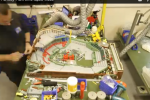 Fenway Park Brought to Life by LEGO