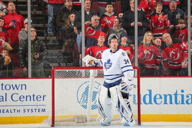 With Jonathan Bernier Out, James Reimer Has a Chance to Save the Maple Leafs