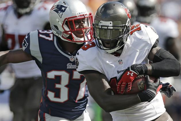 Admin: Pats' Dennard out of Detention Center