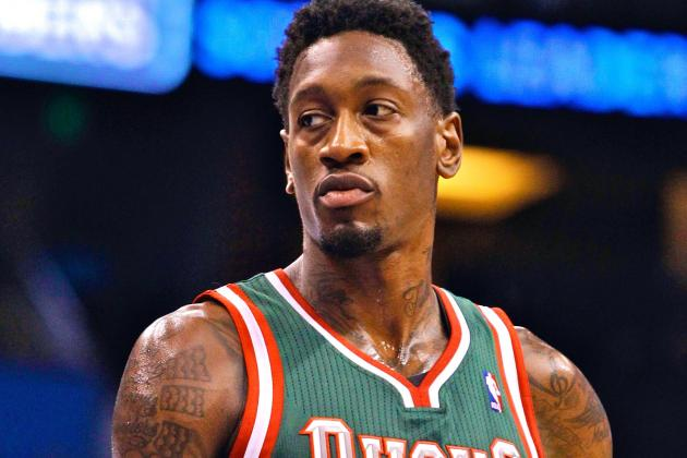 Larry Sanders Reportedly Suspended 5 Games for Violating NBA's Anti-Drug Program