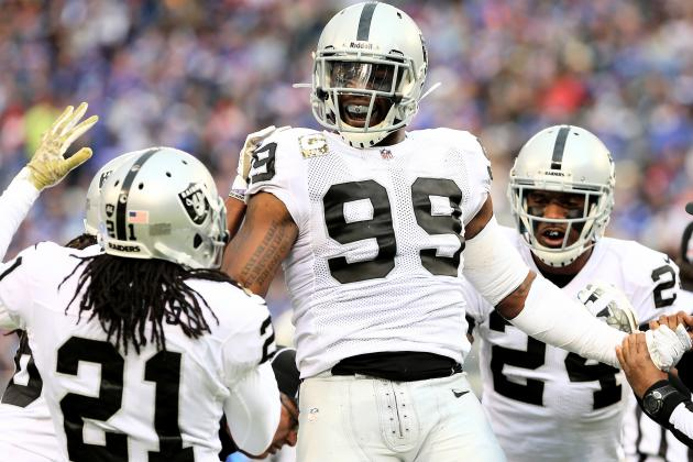 2014 Oakland Raiders Schedule: Full Listing of Dates, Times and TV Info
