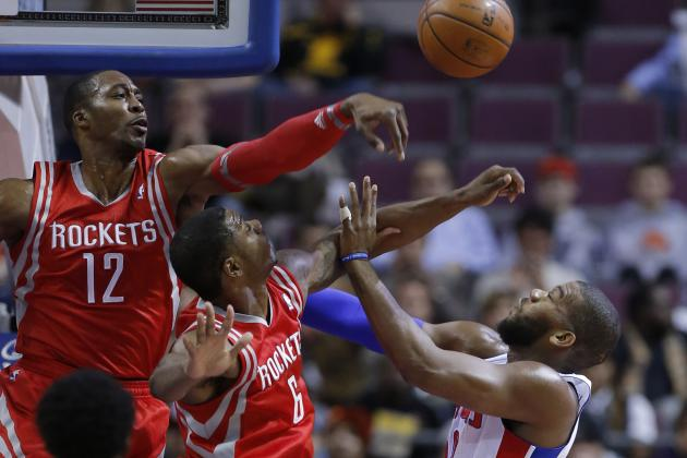 Does Dwight Howard Still Have a Spot in the Defensive Player of the Year Race?