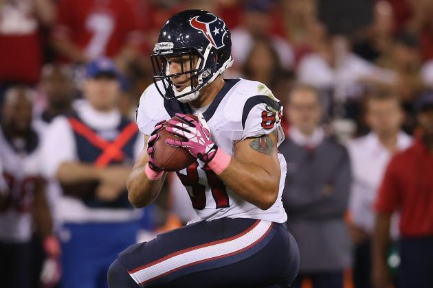 Ravens Have 'Big Plans' for Owen Daniels