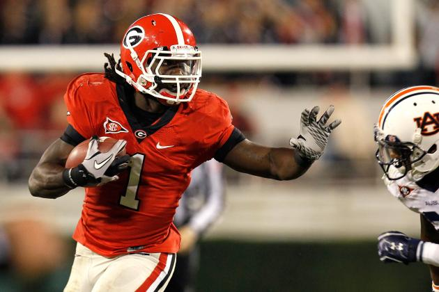 Isaiah Crowell NFL Draft 2014: Highlights, Scouting Report and More
