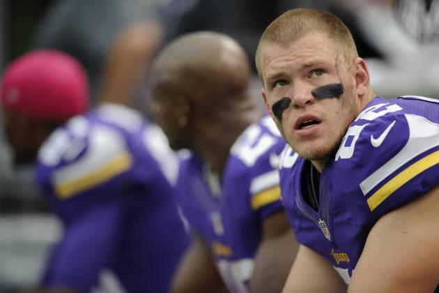 Vikings Put Pieces in Place for Kyle Rudolph to Shine in 2014