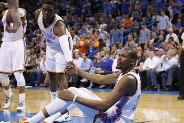 OKC Thunder Notch Rare Four-Game Season Series Sweep Against Spurs