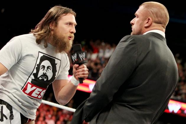 Triple H vs. Daniel Bryan Will Be WrestleMania XXX's Most Emotional Match