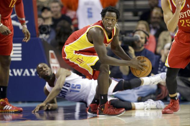 Patrick Beverley Thinks He's NBA All-Defensive Team Material