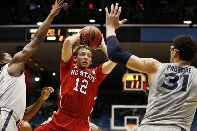 Ex-NC State Guard Tyler Lewis Transfers to Butler
