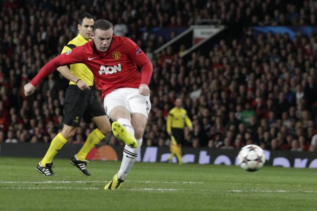 Premier League Injury News, Fantasy Impact: Wayne Rooney out for Man Utd