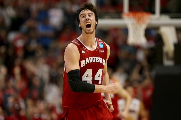 Frank Kaminsky Can Greatly Improve Draft Stock with Strong Showing in Final Four