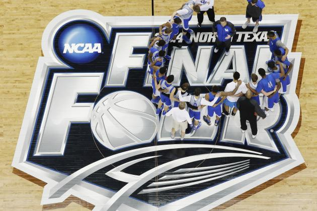 Final Four 2014 Schedule: Bracket, Live Stream Info and Final Look at Each Game