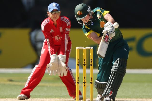 Australia vs. England, Women's World T20 Final: Date, Time, TV Info and Preview