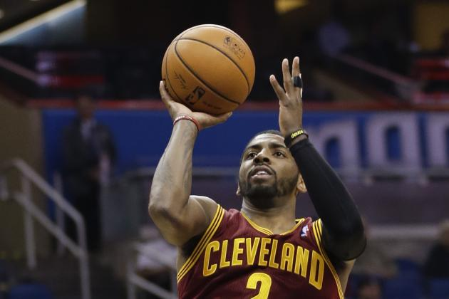 Report: Kyrie Irving Hasn't Wanted to Be in Cleveland for Years