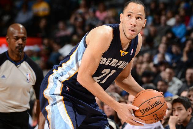 Prince Leaves vs. Nuggets with Ankle Sprain