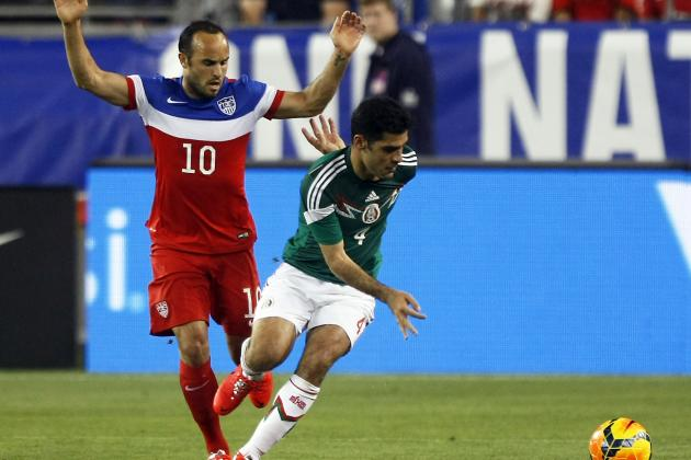 B/R Exclusive: Why the Mexico vs. USA International Friendly Was Full of Lessons