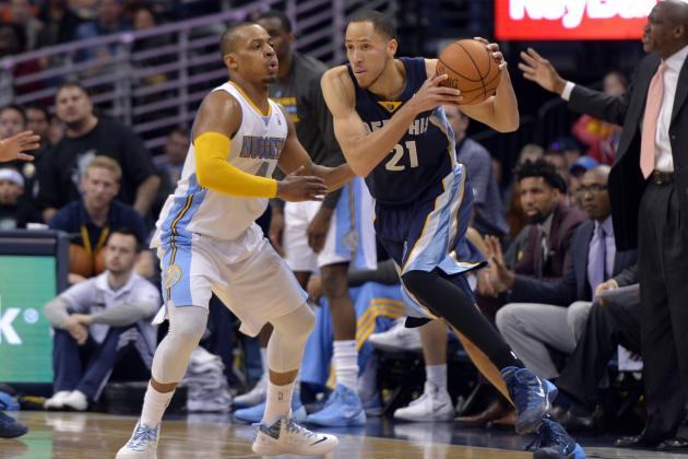 Tayshaun Prince Injury: Updates on Grizzlies Forward's Ankle and Return