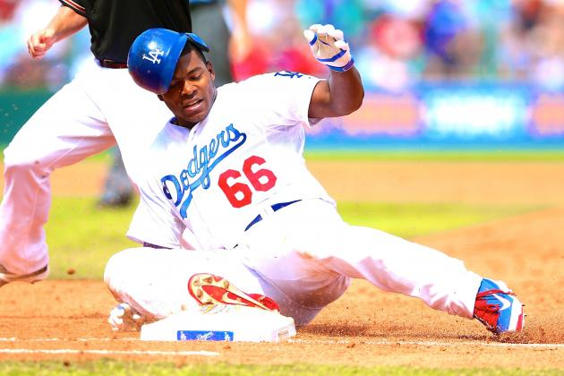 Dodgers Must Take the Bad with the Good in Dealing with Yasiel Puig