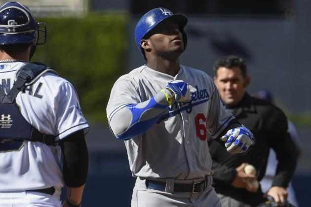 Apologetic Yasiel Puig likely back in lineup Saturday