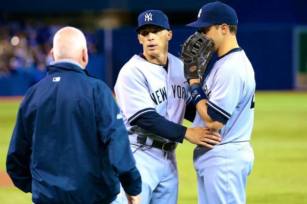 Mark Teixeira Injury: Updates on Yankees 1B's Hamstring and Return