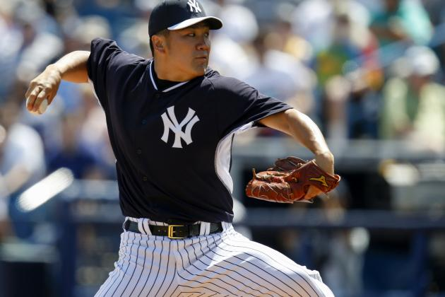 Masahiro Tanaka Yankees Debut Live Blog: Instant Reaction, Analysis and Stats