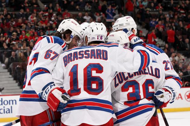 Why the New York Rangers Need to Keep Zuccarello-Brassard-Pouliot Line Together