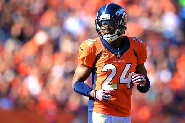Champ Bailey Is Past His Prime, but He Still Has Plenty to Offer Saints