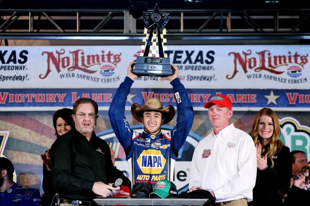 NASCAR at Texas 2014 Results: Race Order, Final Times and Twitter Reaction