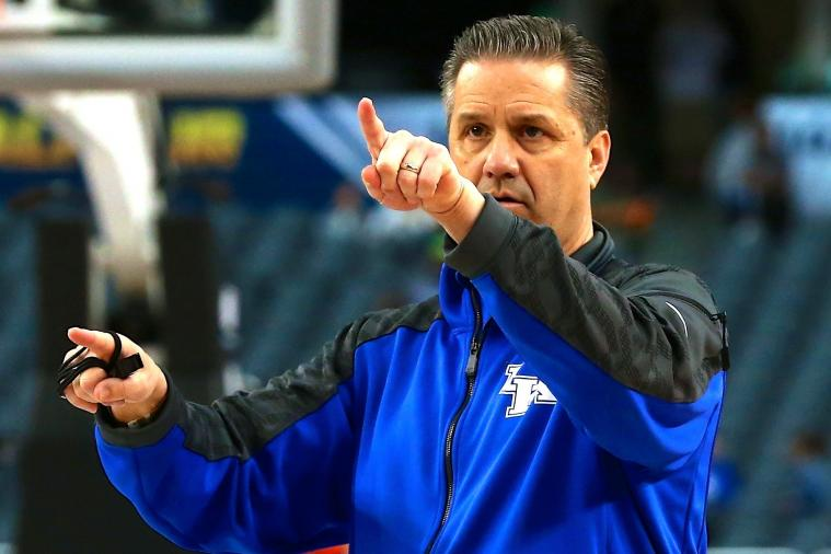 Kentucky Coach John Calipari Prefers 'Succeed and Proceed' over '1-and-Done'