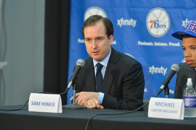 Did Rebuilding NBA GMs Waste a Year of Fans' Lives to Keep Their Jobs Longer?