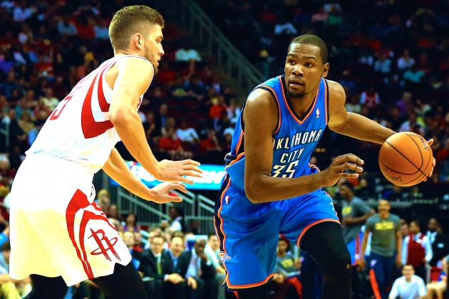 Thunder vs. Rockets: Score, Grades and Twitter Reaction