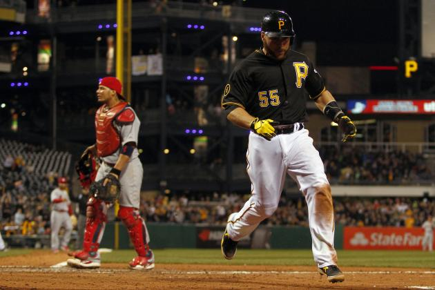 Pirates Rout Cards in Their Return to PNC