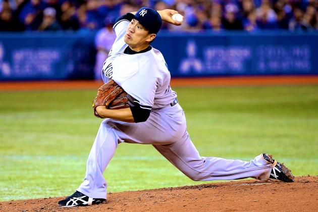 Full Scouting Report, Pitch Breakdown of Masahiro Tanaka's MLB Debut