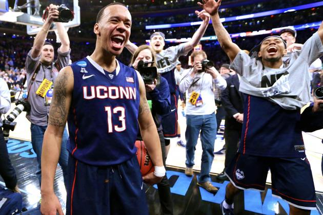 Why Shabazz Napier Is the Unstoppable Force of the 2014 Final Four