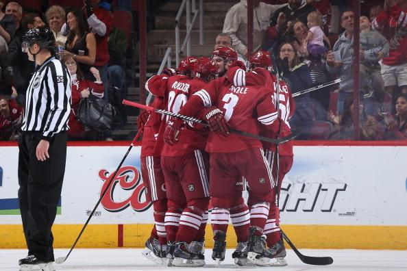 Are the Phoenix Coyotes a Legitimate Playoff Team?