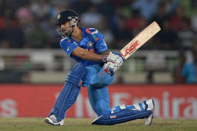 World T20 2014: Live Stream, Form Guide and Key Stats for India vs. Sri Lanka