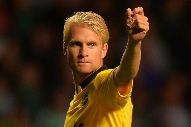 Johan Larsson Scores Absolute Screamer in Elfsborg vs. Hacken