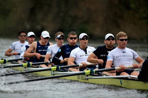 Boat Race 2014: Oxford vs. Cambridge Start Time, TV and Live Stream Info