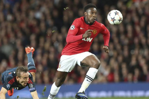 Danny Welbeck: Why He Is an Important Part of Manchester United's Future