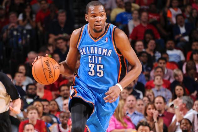 Kevin Durant's Scoring Streak Puts Exclamation Point on MVP Season