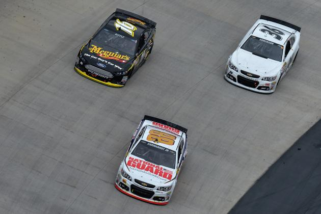 NASCAR at Texas 2014: Race Schedule, Live Stream Info and Drivers to Watch