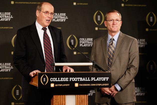 College Football Playoff Committee Doesn't Need a Recusal Policy