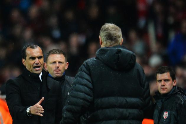 Why Roberto Martinez Could Be Natural Successor to Arsene Wenger at Arsenal